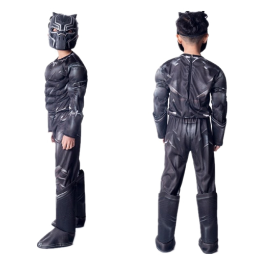 Black Panther Costume and Mask
