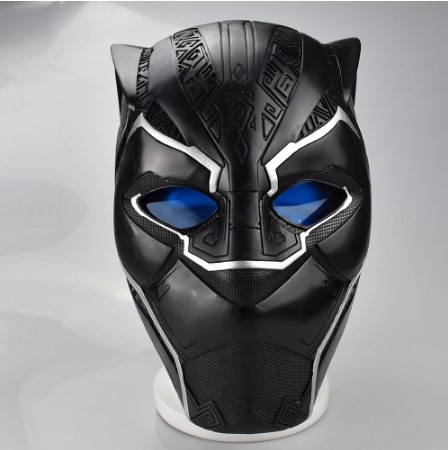Cosdog Movie Black Panther Mask Helmet Cosplay costumes